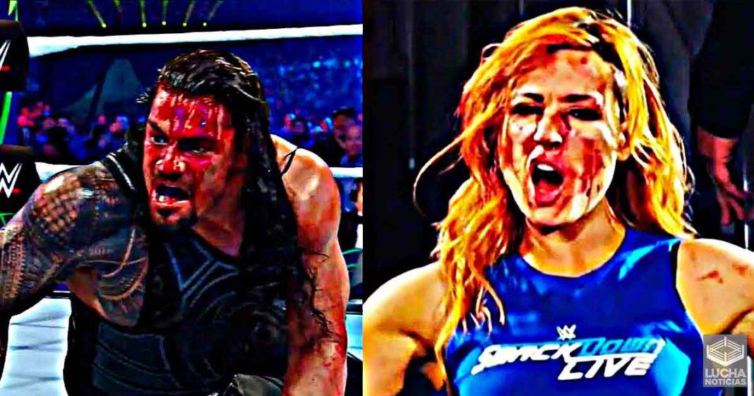 Razón por la cual WWE betó la sangre de sus shows