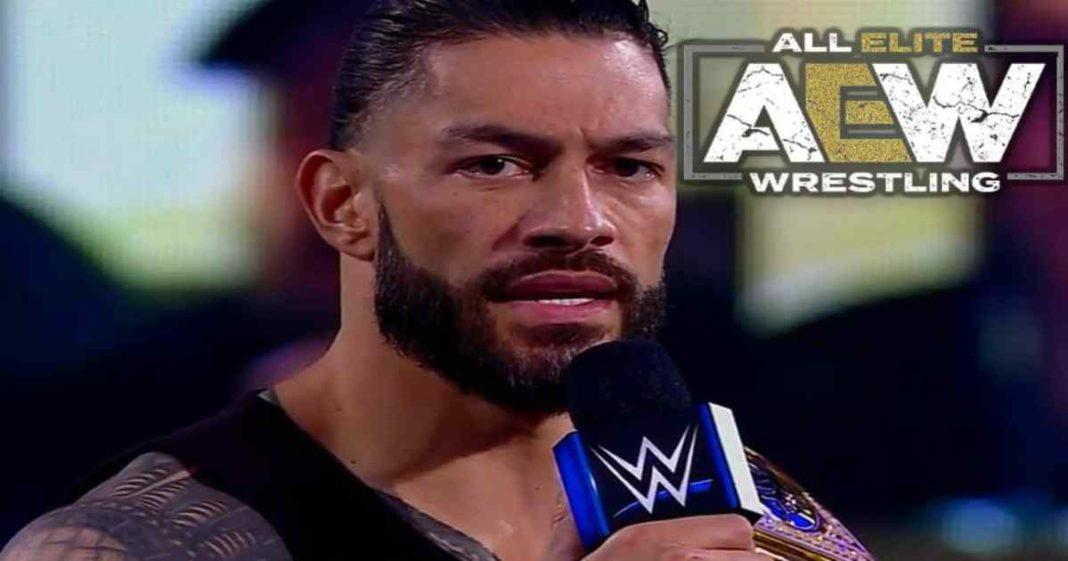 Roman Reigns no tiene níngun interes en AEW por este impactante factor