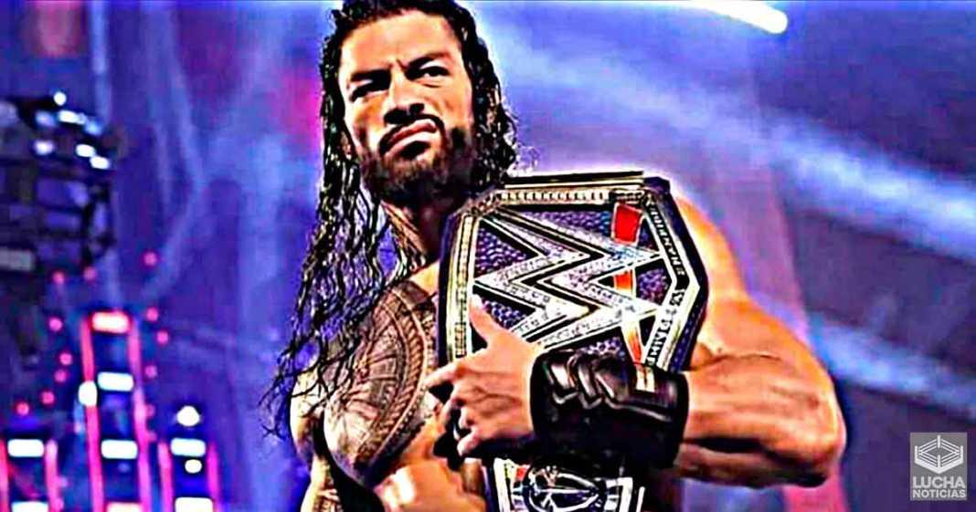 Roman Reigns revela cuanto tiempo quiere luchar en WWE