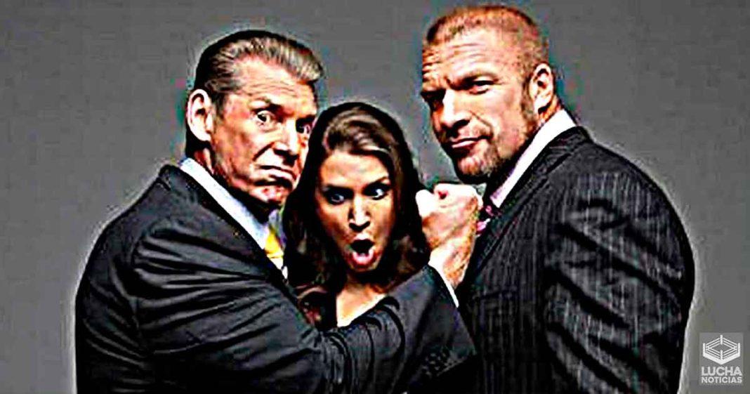 Salarios en la WWE: ¿Cuánto ganó Vince McMahon, Triple H y Stephanie McMahon en 2020?