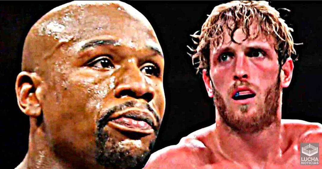 Se confirma la pelea entre Floyd Mayweather y Logan Paul