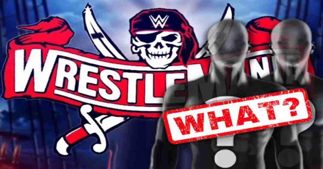Se desconoce estipulación para lucha en WrestleMania 37