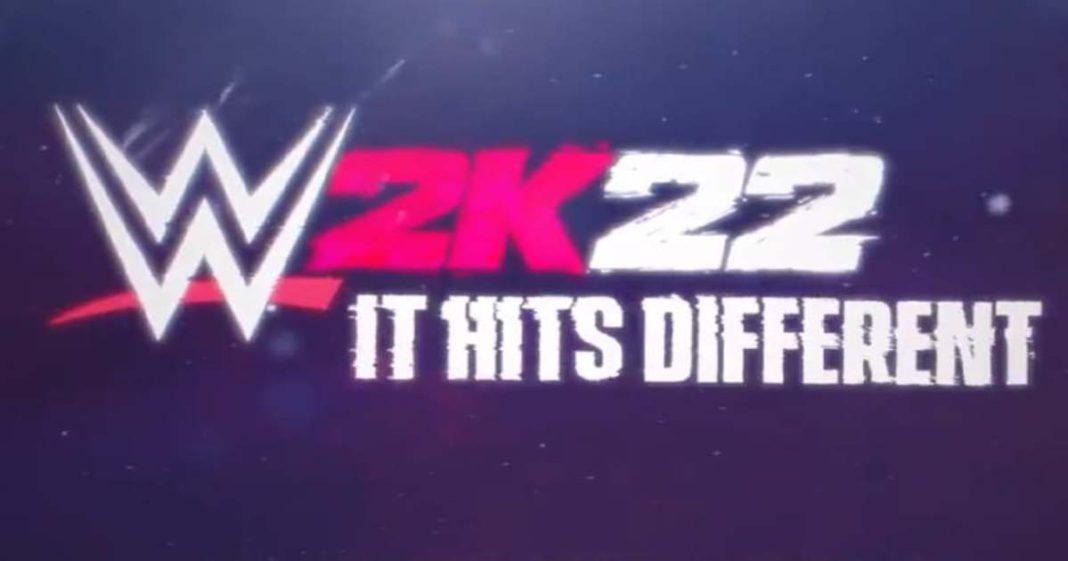Se lanza trailer de WWE 2K22 en WrestleMania 37