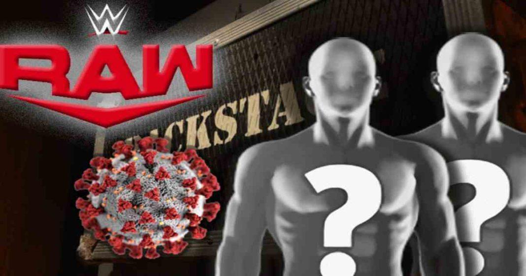 Se presento un brote de contagios del Covid-19 en WWE RAW tras WrestleMania 37