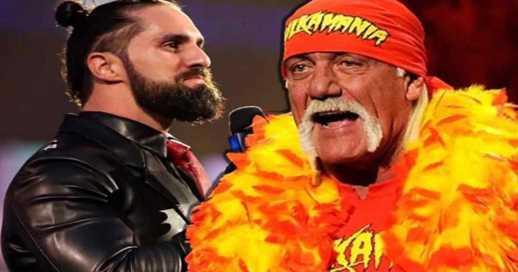 Seth Rollins dice que Hulk Hogan no es un gran ser humano