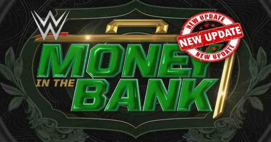 Situación actual de la edición 2021 del PPV Money In The Bank
