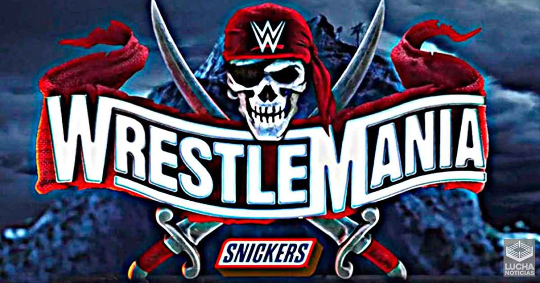 Superestrella de WWE presionó para que haya más mujeres en WrestleMania 37
