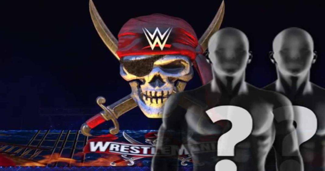 Supuestamente cambió varios finales de luchas de WrestleMania 37