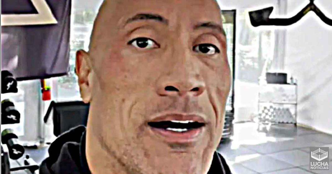 The Rock envía video personalizado a fan con Cancer