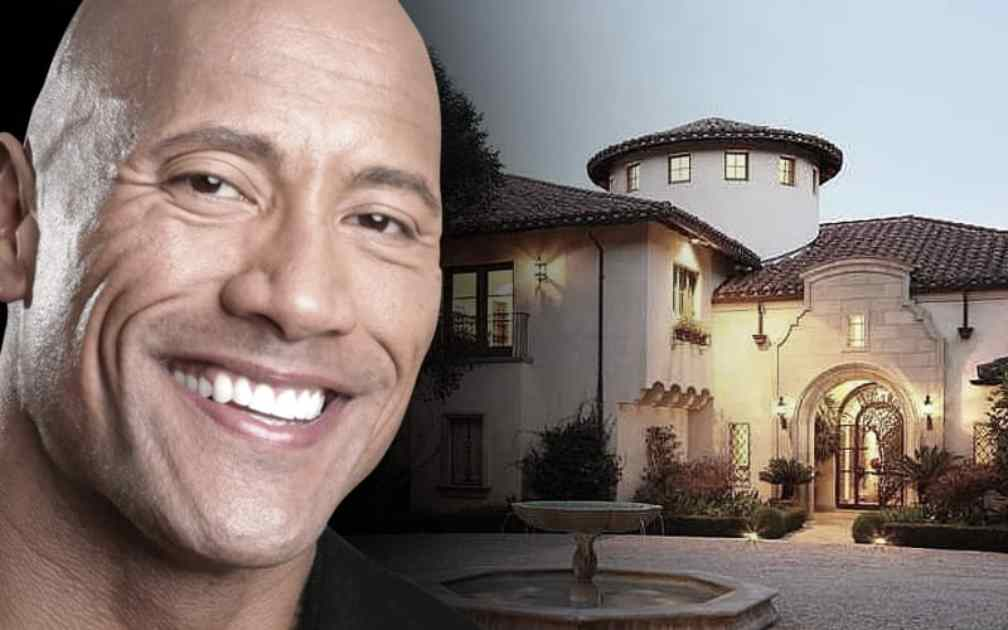 The Rock se compró una mansión por 27.8 millones de dólares