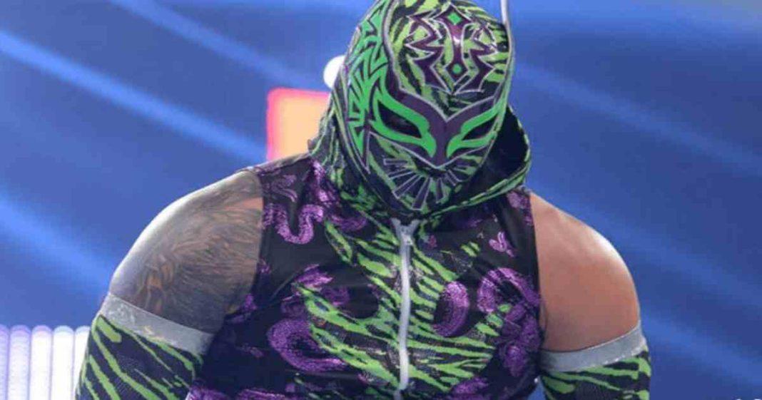 Tras una pelea en vestidores, WWE mando al ex Sin Cara a clases para el manejo de la ira