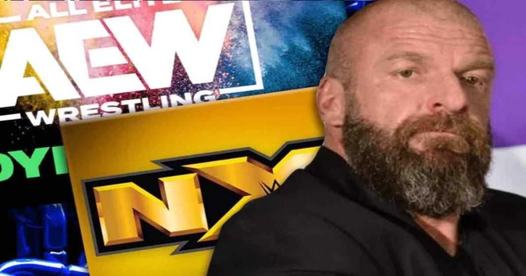Triple H desmiente que haya dicho que AEW eran abusadores