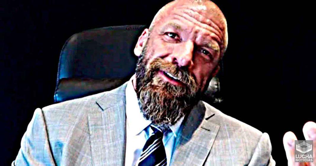 Triple H gana un montón de dinero vendiendo acciones de la WWE