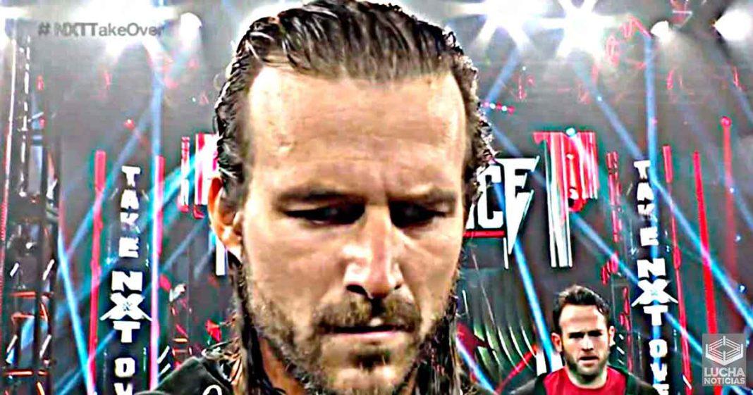 Triple H y Shawn Michaels hablan del futuro de Adam Cole tras perder TakeOver
