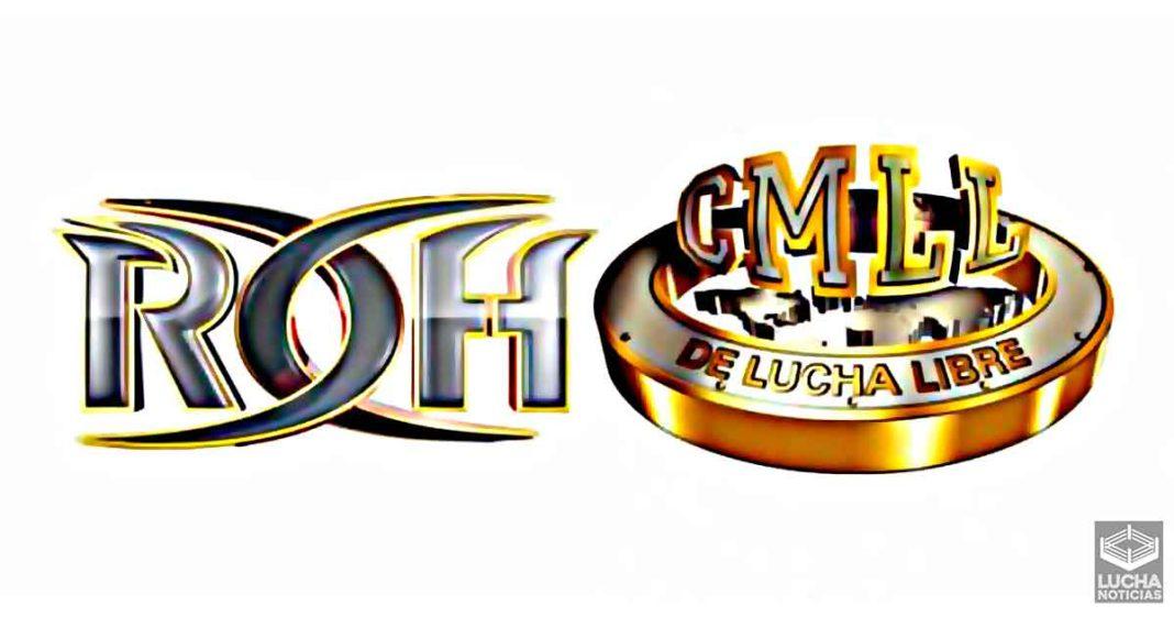 Última Hora: CMLL y ROH rompen relaciones