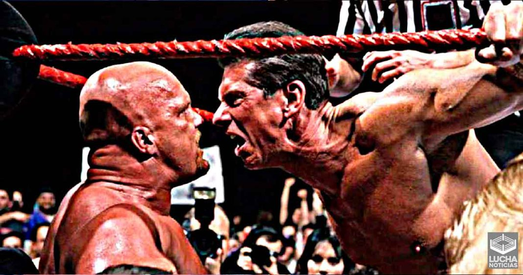 Vince McMahon intentó que Stone Cold salga del retiro