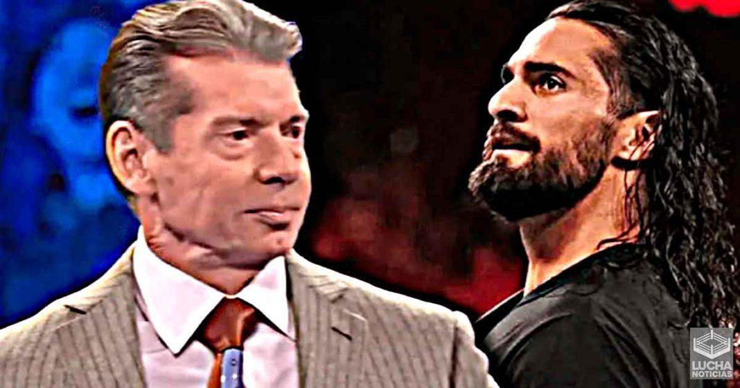 Vince McMahon le da a Seth Rollins una escuela de lucha libre y un ring