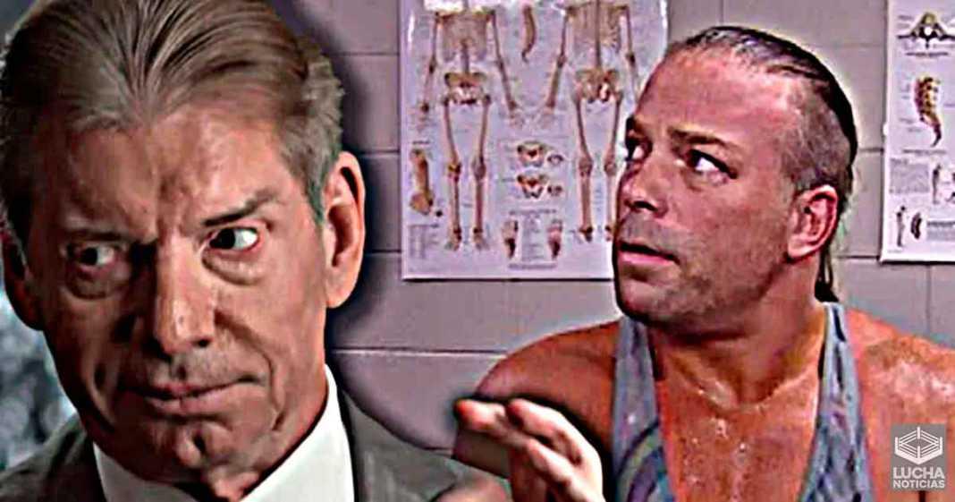Vince McMahon le dijo a RVD que cambió el estilo de la lucha libre