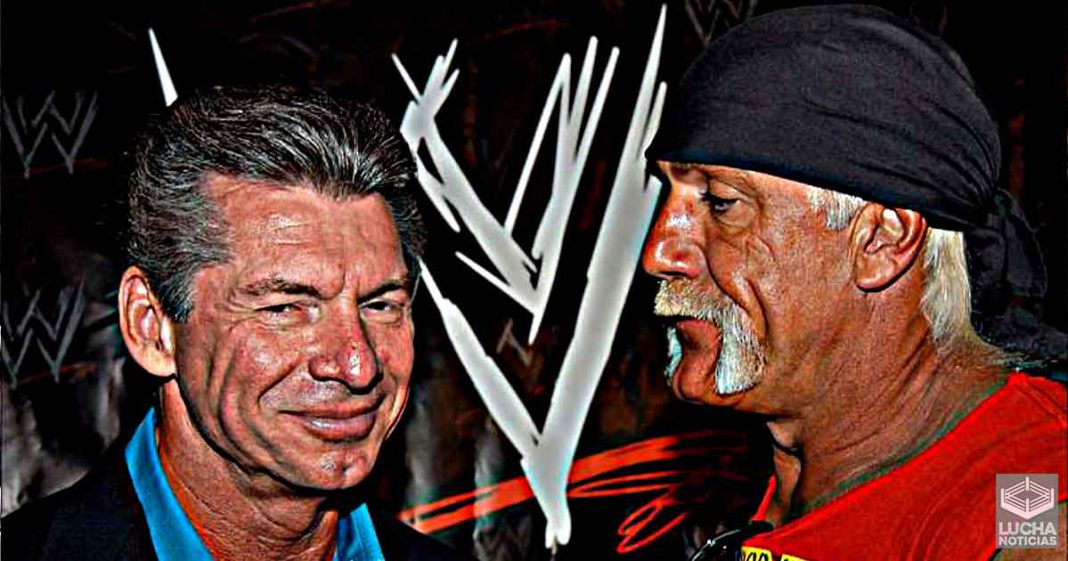 Vince McMahon se negó a convertir a Hulk Hogan en Heel por esta razón