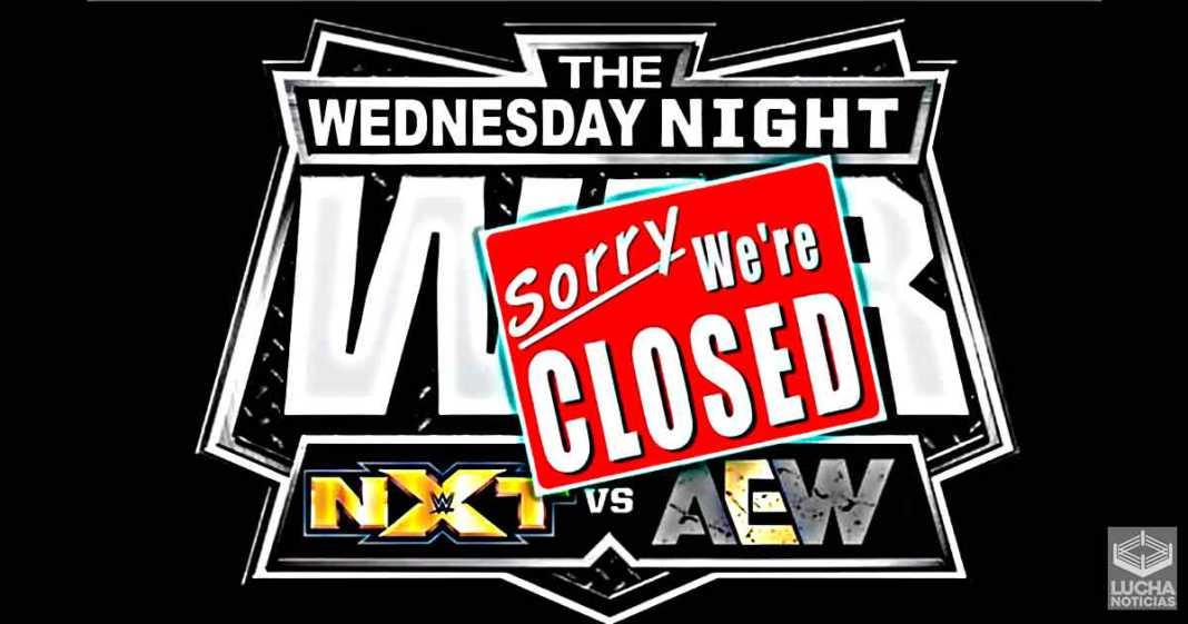 WWE NXT TakeOver vence en ratings AEW Dynamite