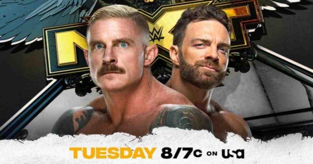 WWE NXT del 20 de abril del 2021. Cobertura y resultados en vivo