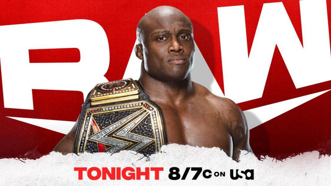 WWE RAW del 12