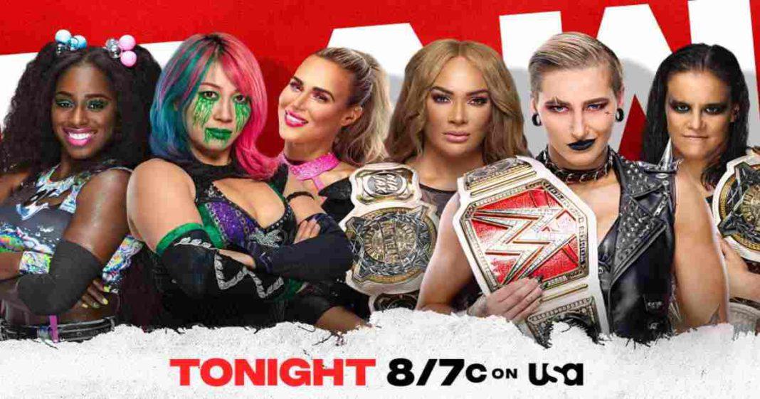 WWE RAW del 26 de abril del 2021. Cobertura y resultados en vivo