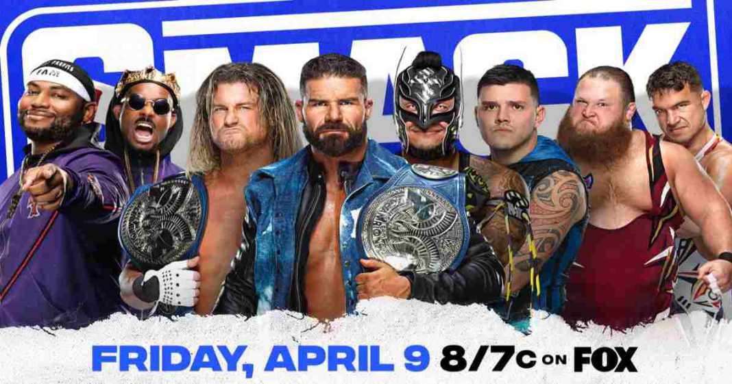 WWE SmackDown del 09
