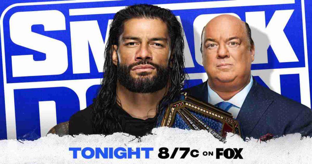 WWE SmackDown del 23 de abril 2021. Cobertura y resultados en vivo