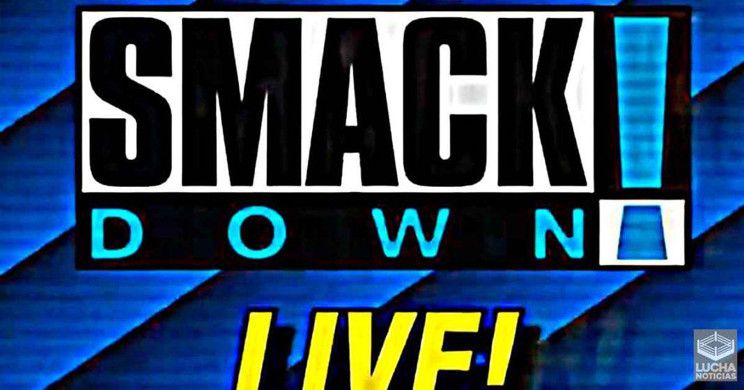 WWE SmackDown regresa a su primera versión la próxima semana
