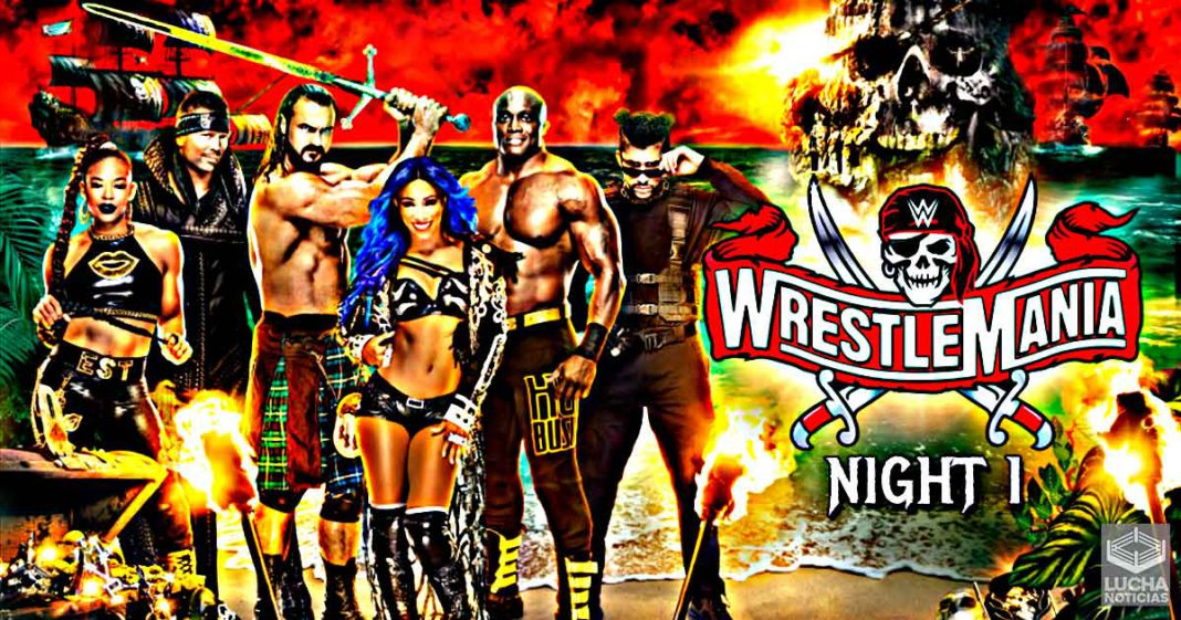 WWE WrestleMania 37 en vivo, Cobertura y Resultados 10 de abril