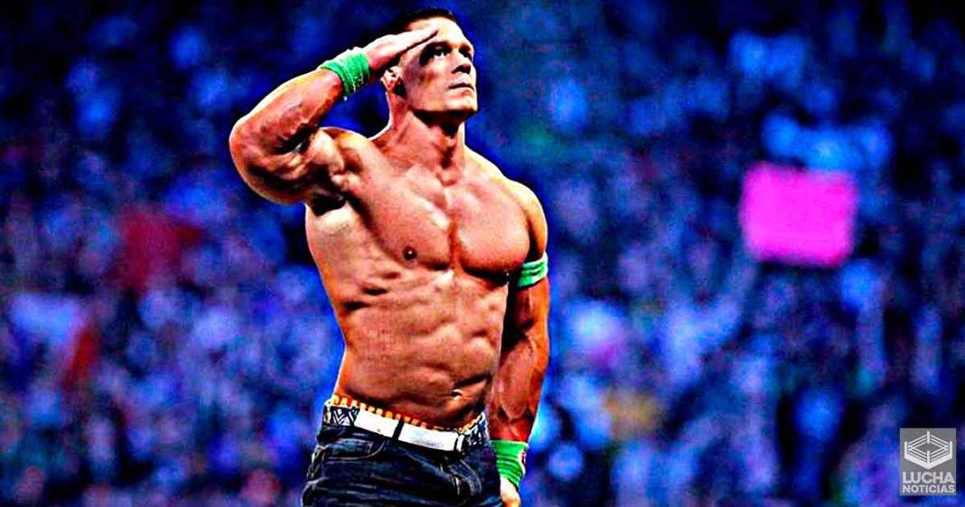 WWE cometió un gran error al no volver Heel a John Cena