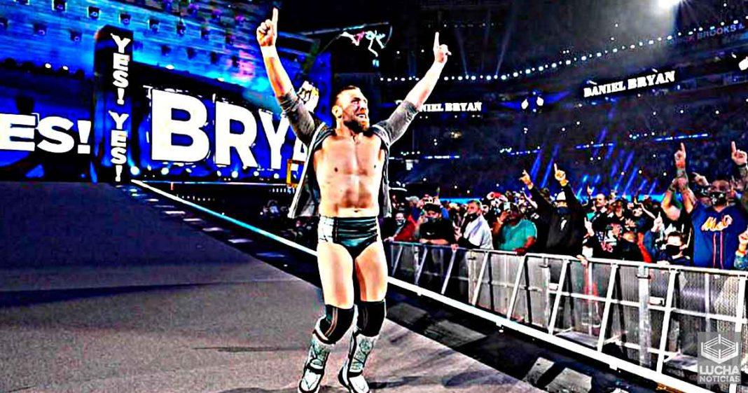 WWE debería dejar que Daniel Bryan luche por otras empresas según leyenda