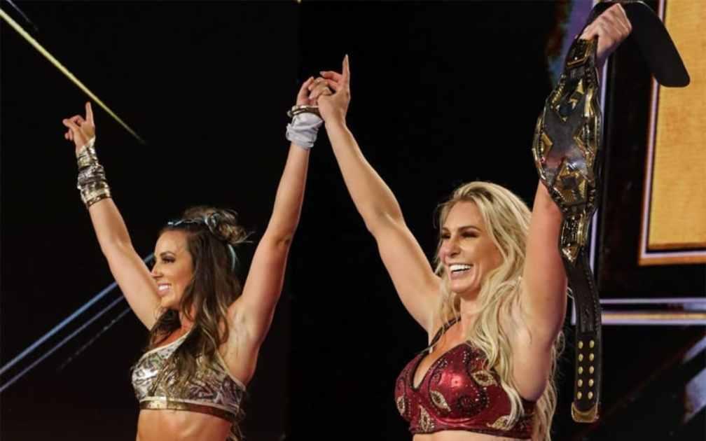 WWE tenía planes para que Charlotte Flair fuera la mentora de Chelsea Green