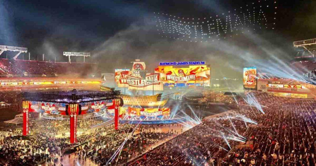 WrestleMania ayuda a impulsar los esfuerzos para la recuperación turistica en Tampa