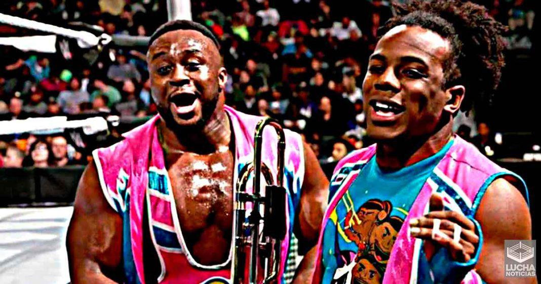 Xavier Woods asegura que Big E ganaría el campeonato de la WWE