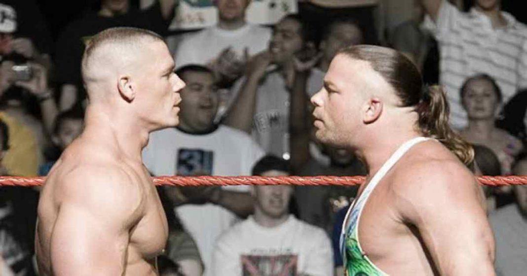 A John Cena le habría encantado perder el Campeonato de la WWE ante Rob Van Dam