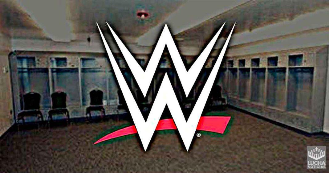 Aclaración sobre superestrella escondiendo un teléfono en el vestuario de la WWE