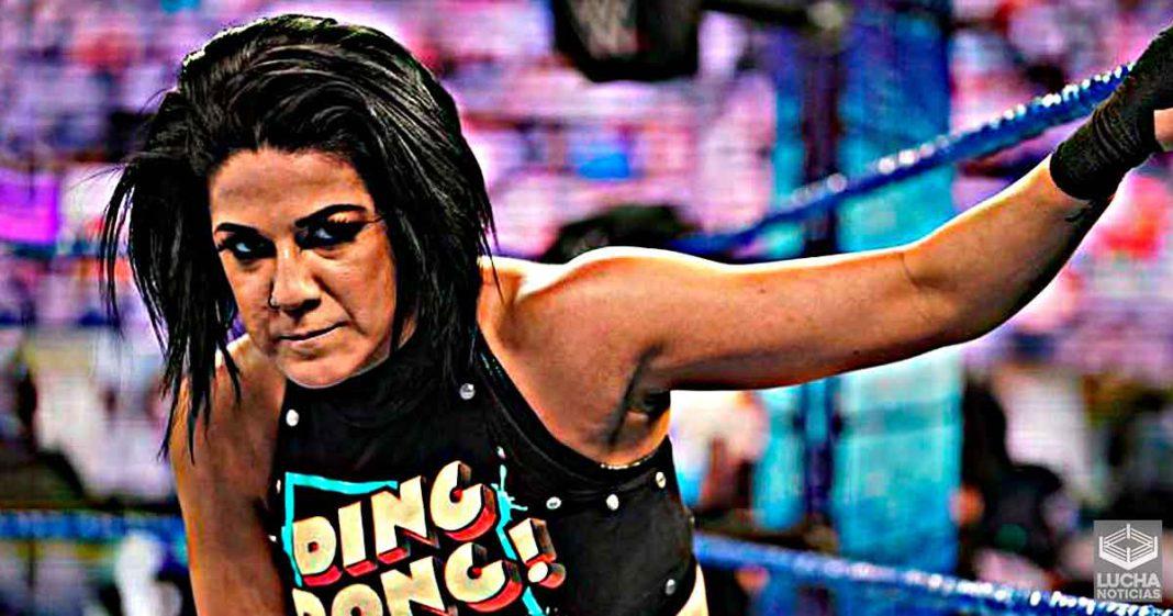Bayley rompe el personaje y elogia sinceramente a Superestrella de la WWE
