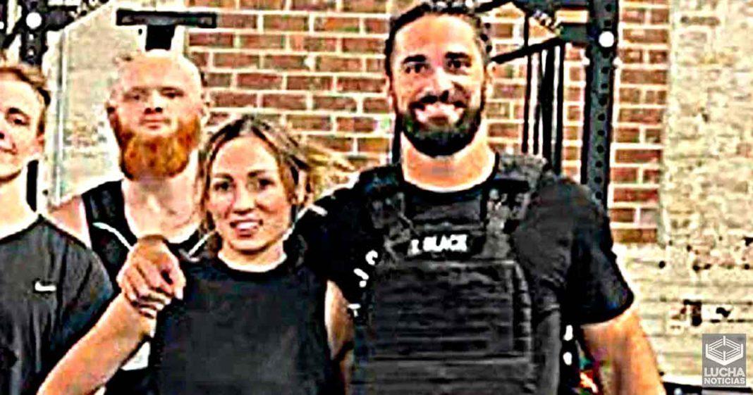 Becky Lynch ya está lista y en gran forma para regresar a la WWE