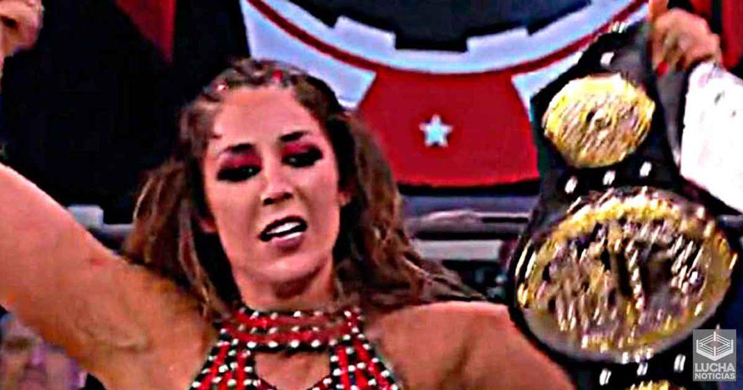 Britt Baker es el la nueva campeona mundial femenil de AEW