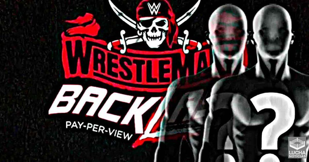 Campeonato cambiaría de manos en WrestleMania Backlash