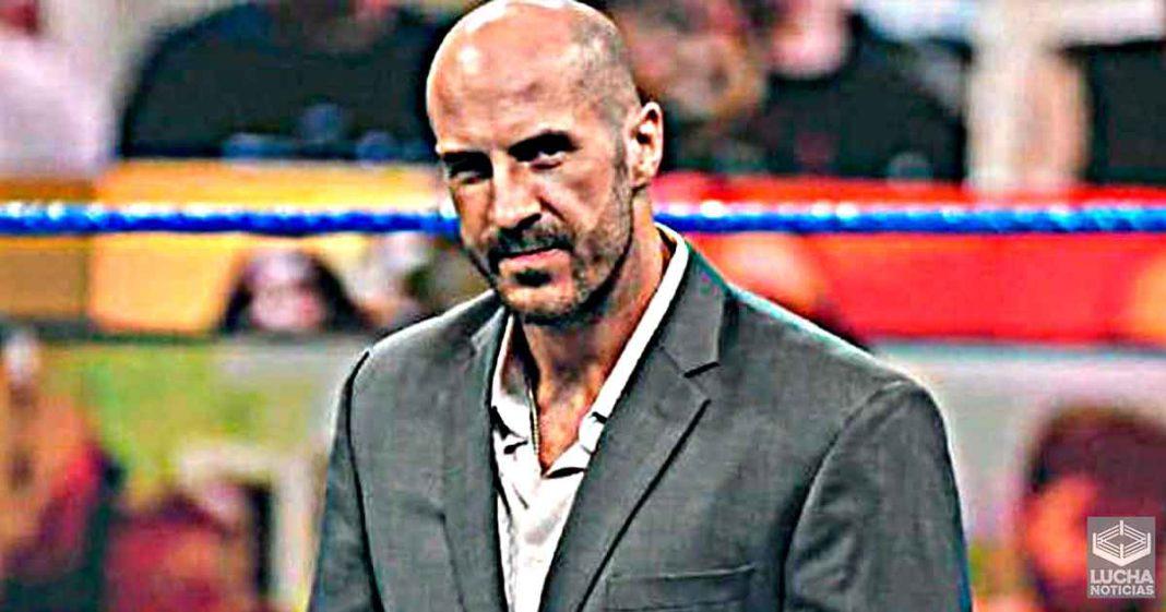 Cesaro prometa a Roman Reigns que vengará a Daniel Bryan