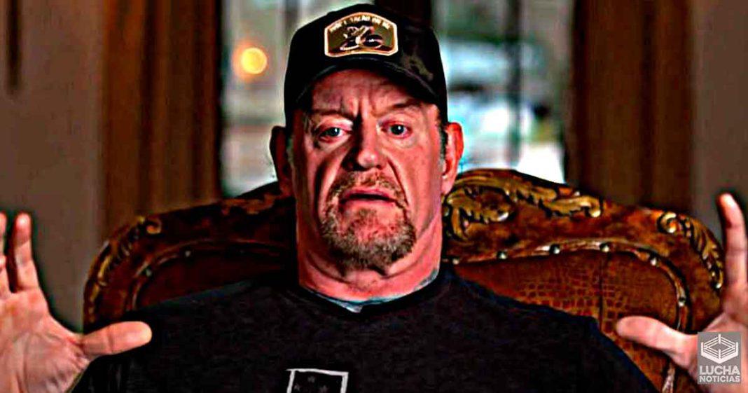 Detalles sobre The Undertaker aconsejando a miembro del Salón de la Fama que abandonara la WWE en 1993