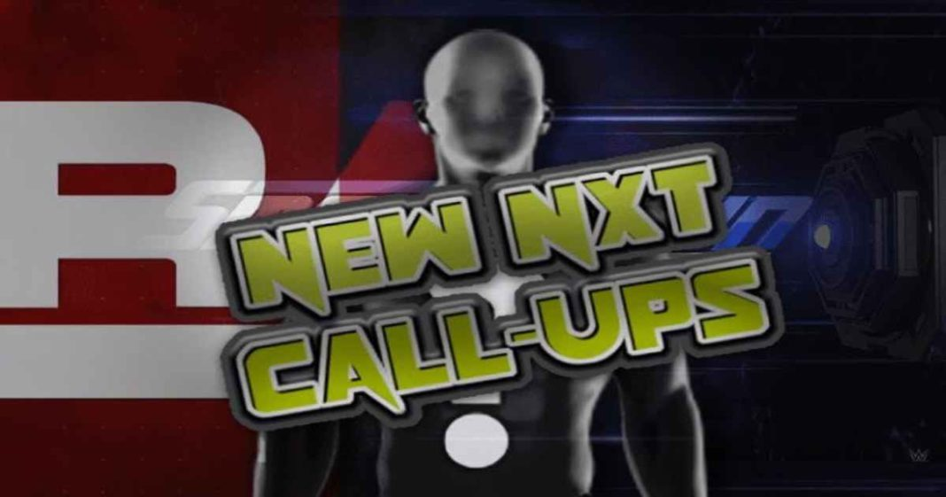 Dos Superestrellas de NXT serán ascendidas esta noche al elenco principal