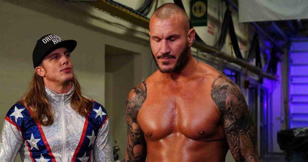 El equipo de Riddle y Randy Orton recibirian un gran push en WWE RAW