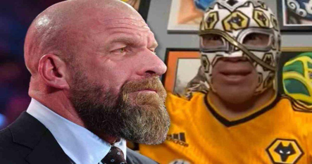 El ex Sin Cara revela que Triple H lo enterró en la WWE