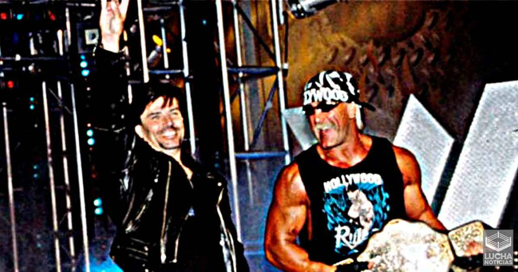 Eric Bischoff afirma que solo Hulk Hoga tenía control creativo en WCW