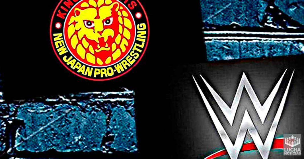 Estado actual en las platicas entre WWE y NJPW