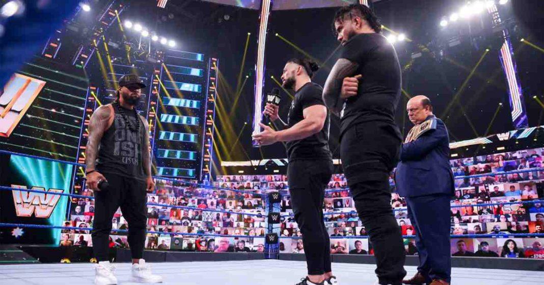 Estos serían los planes de la WWE para la facción de Roman Reigns